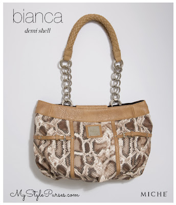 Miche Bianca Demi Shell May 2013 from MyStylePurses.com