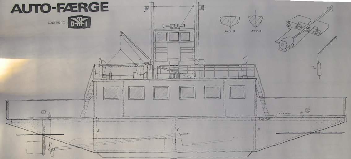 Modellismo navale rc model boats for Piani di costruzione del costruttore