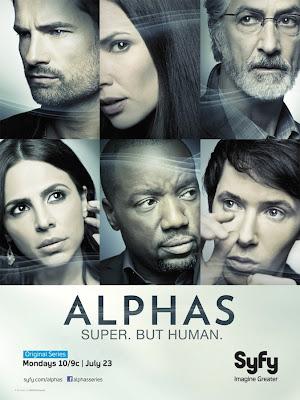 Baixar Alphas 2ª Temporada Dublado