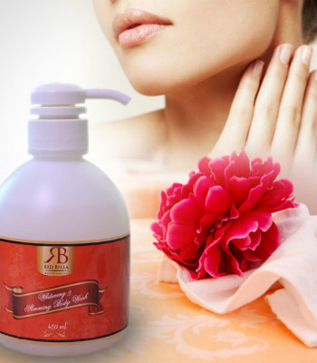 RED BELLA WHITENING & SLIMMING BODY WASH