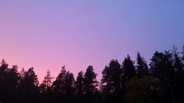 färger himmel