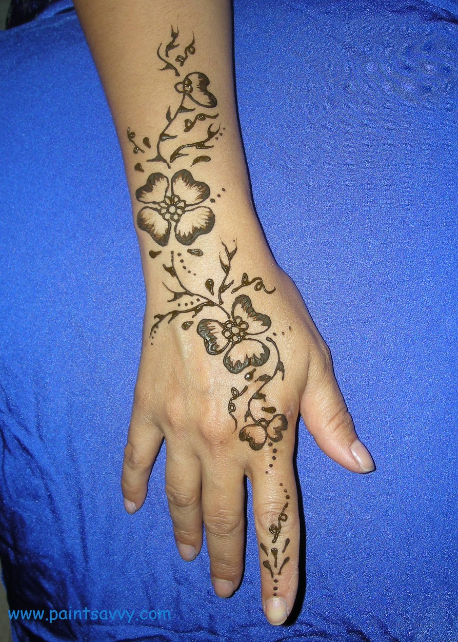 Henna Tattoo Artist Charlotte NC Paint Savvy Parties Events And