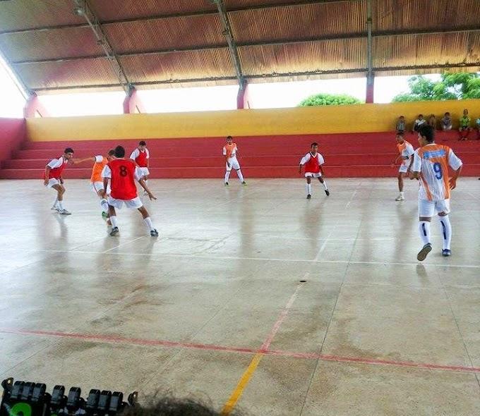 Copa Escolar de Futsal do RN prossegue até domingo (13) com regionais em seis cidades