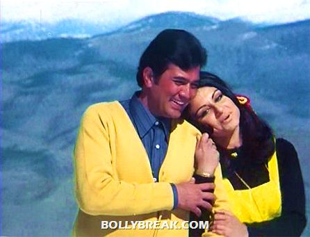Sharmila Tagore Rajesh Khanna Daag - (9) - Remembering Rajesh Khanna - First Bollywood Superstar