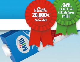 Concurs Milli 2012 (laptele meu preferat:X)