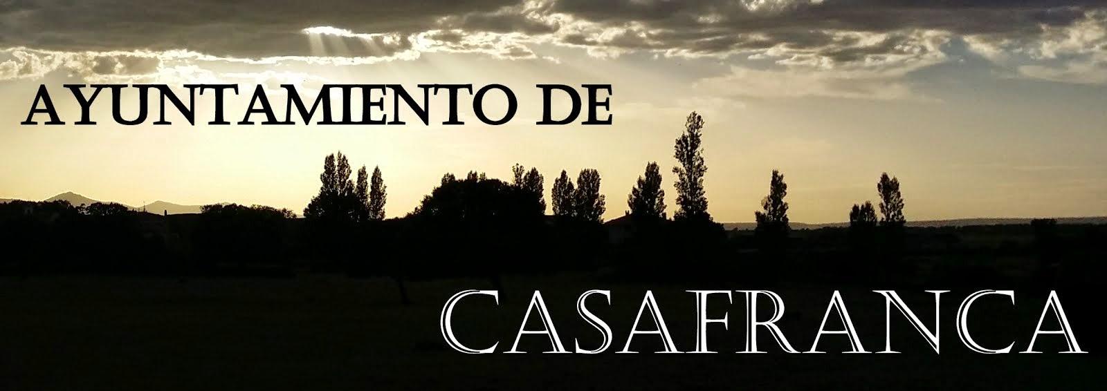 CONOCE CASAFRANCA...