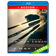 Logan: Wolverine (2017) 4K Audio Dual Latino-Ingles