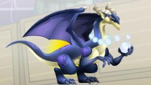imagen del dragon eclipse