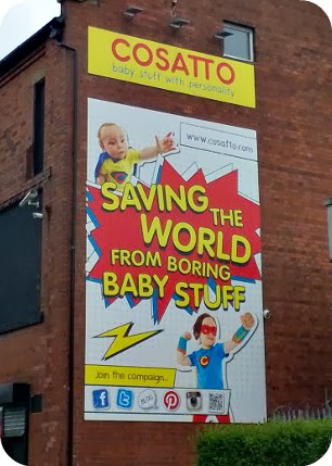 Cosatto Saving the world from boring baby stuff