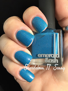 Emerald & Ash That's What She Said CosmoProf Vegas exclusive