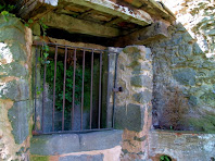 Detall del pou de Cal Masover