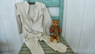 Early Amish Boys long johns - great for display