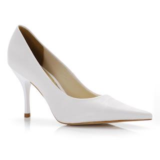 sapato clássico, casamento, salto mediano