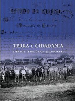 Livros das Comunidades Quilombolas no Paraná