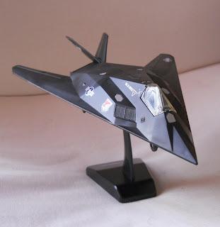stealth aircraft F-117 Nighthawk