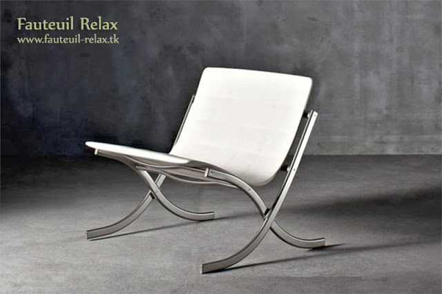fauteuil barceloneta blanc fauteuil relax. Black Bedroom Furniture Sets. Home Design Ideas