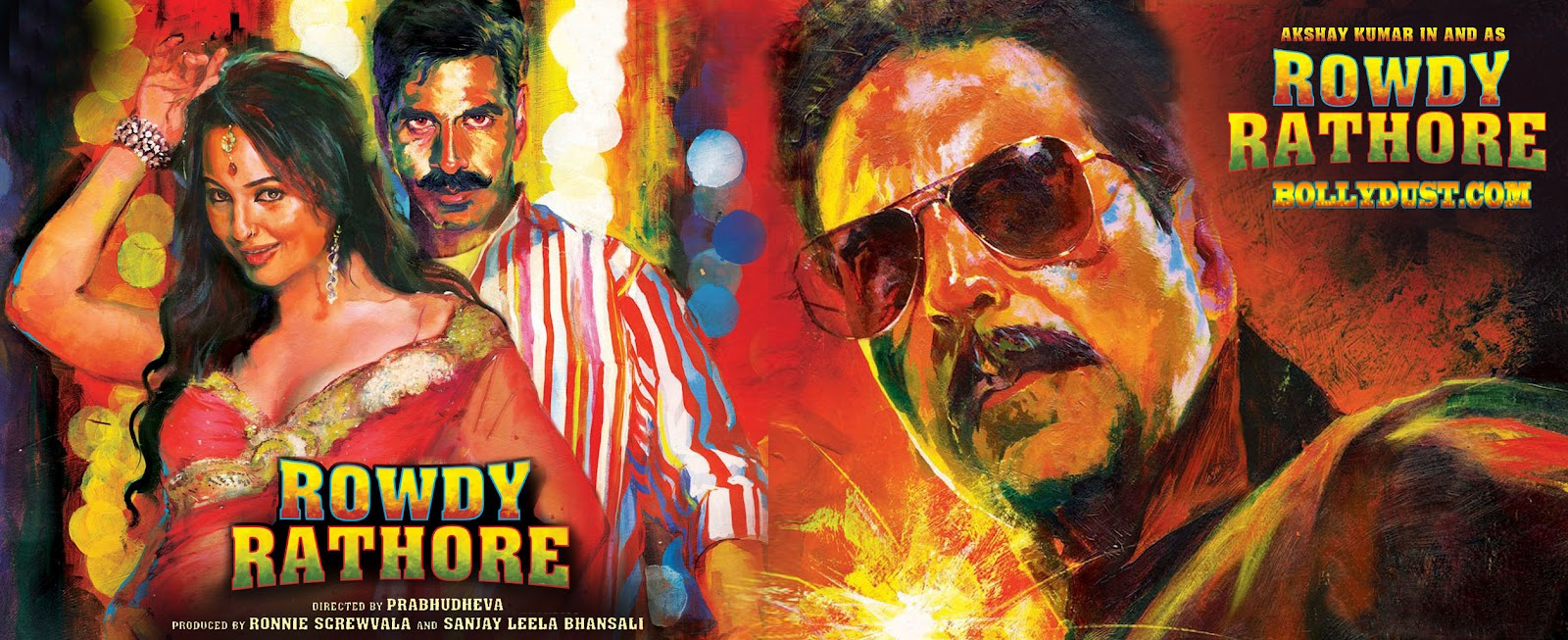Rowdy Rathore - Topic - YouTube