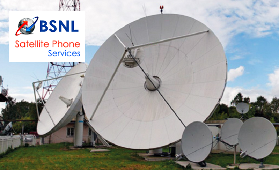 Government clears funds for BSNL to setup India's First Satellite Communication Gateway