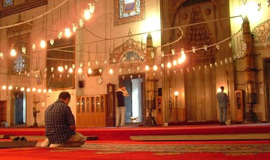 The Bayezid Mosque Istanbul - Turkey