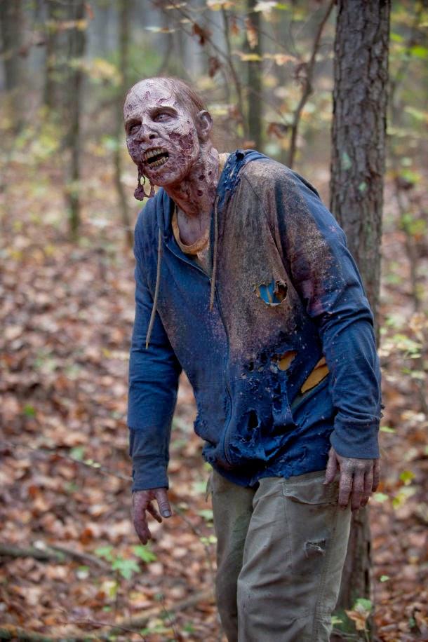 zombie de The Walking Dead 4x15 - US