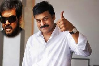 Puri Jagannadh to direct Chiranjeevi's 150th movie