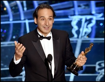 Oscars 2015: Alexandre Desplat