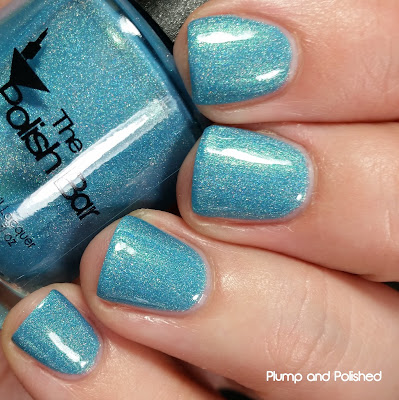 The Polish Bar - Surf Blue