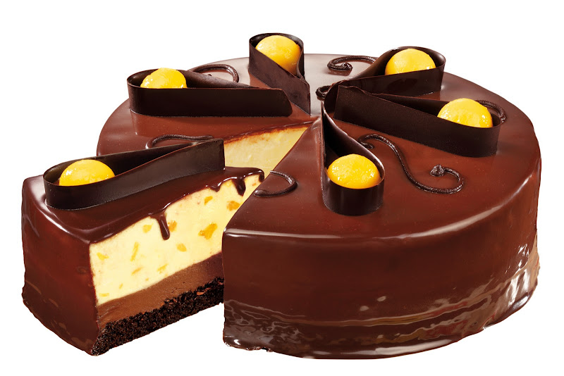 Created Chocolate Mango Mousse A Limited Edition Premium wallpaper title=