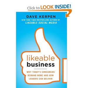 http://www.amazon.com/Likeable-Business-Consumers-Leaders-Deliver/dp/0071800476#_
