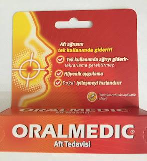 Oralmedic Bariyer Solüsyon