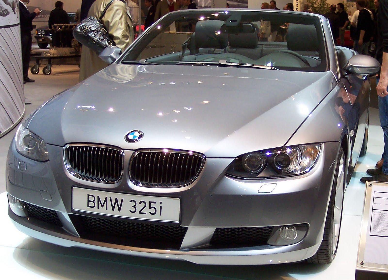 BMW I Review Car News And Show - Bmw 325i 2011