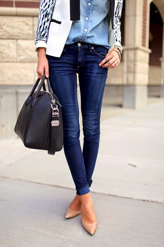 I Want Pretty Look- Outfits Casuales Y Formales Para Oficina!