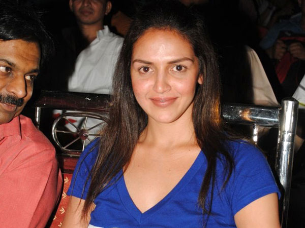 esha deol in an event