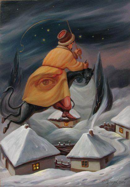 Un illusione di Oleg Shuplyak