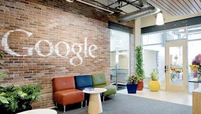 Kantor Google yang baru