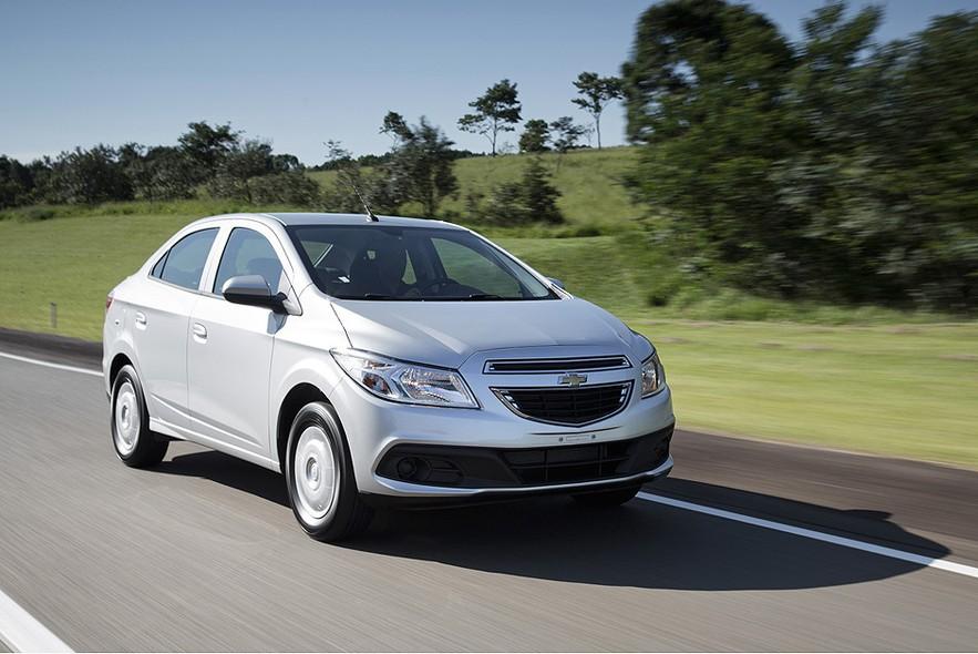 novo Chevrolet Prisma 2014 frente 1