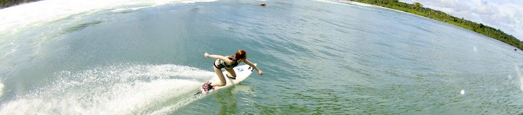 Grace Doyle Surfer