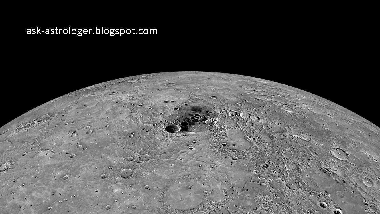 Why is the North Pole of Mercury special?