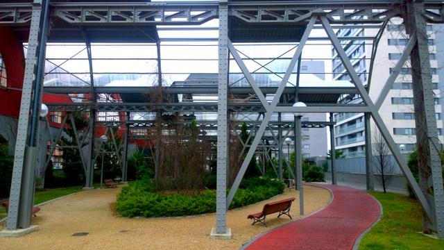 edificio abandonad ahora parque