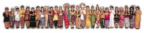 Daftar Suku Bangsa di Indonesia