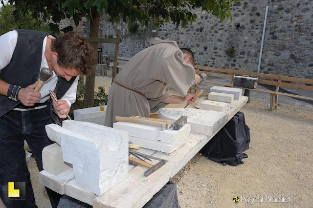 tailleurs de pierre photo pascal blachier