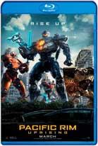 Pacific Rim 2 Insurrección (2018) HD 720p Latino Dual
