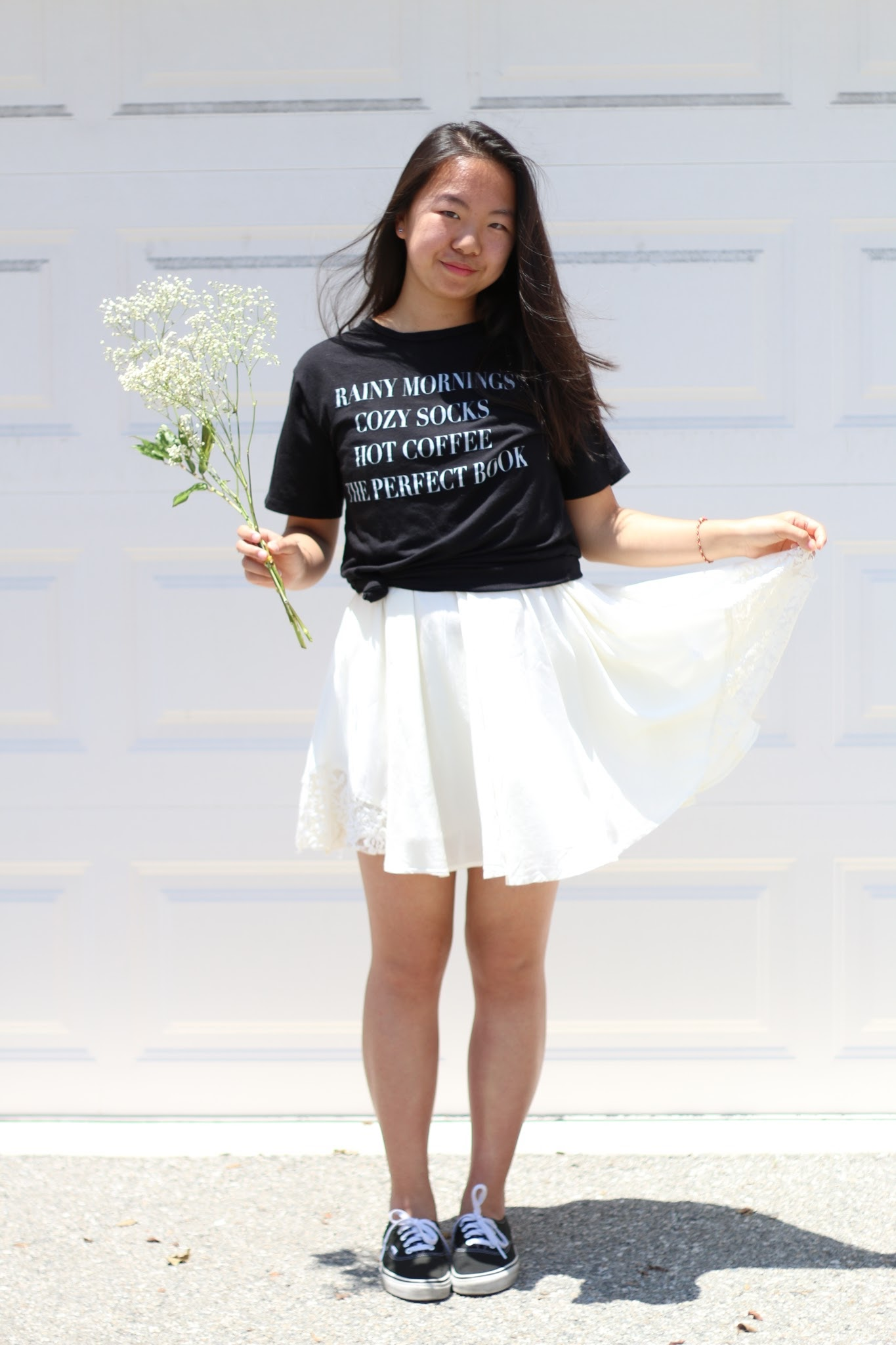 outfit of the day, style, dress, forever 21, qtee, tumblr, fashion blogger