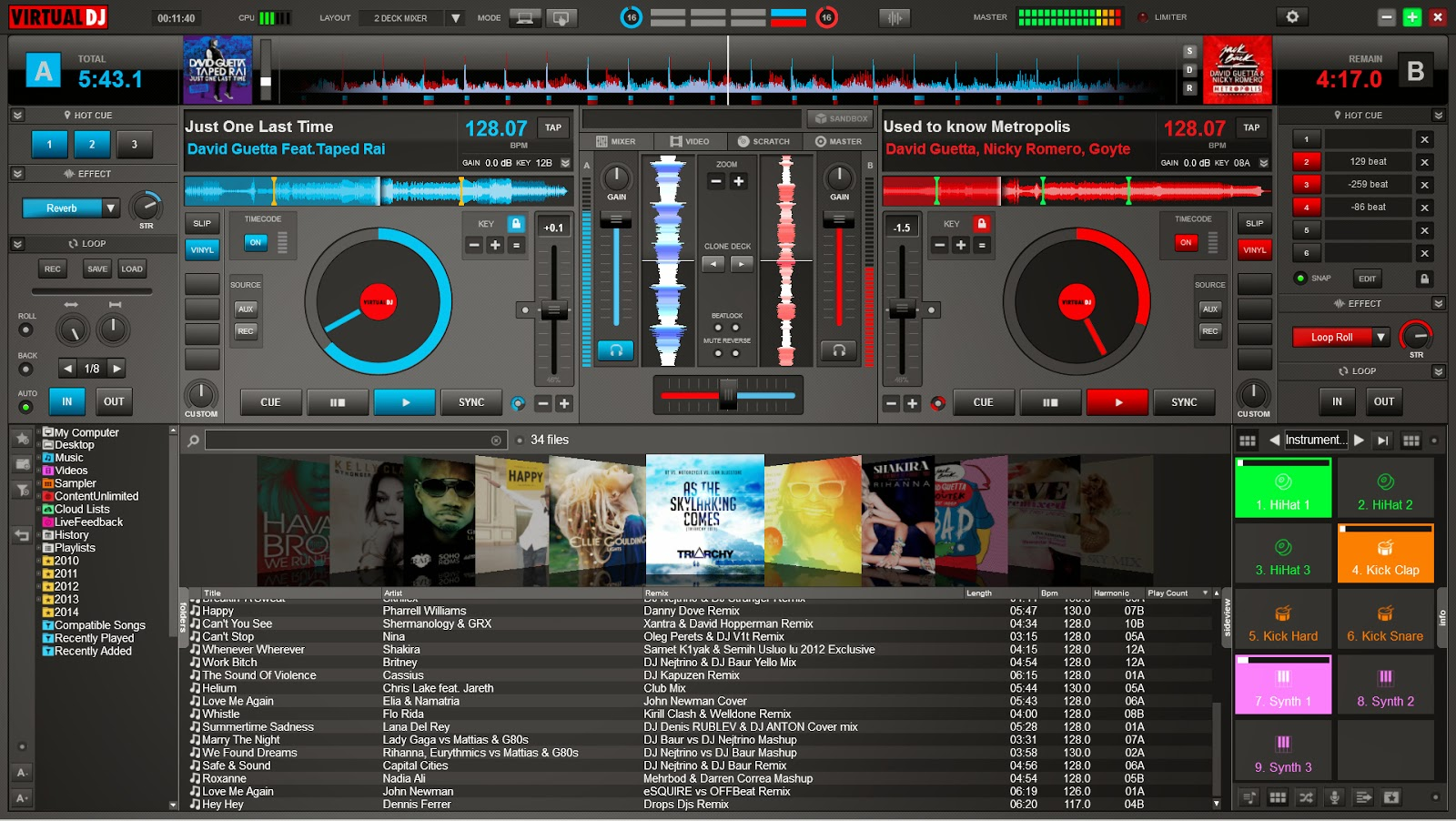 Virtual DJ Pro 8 Full Patch