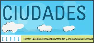 CIUDADES / CEPAL 2015