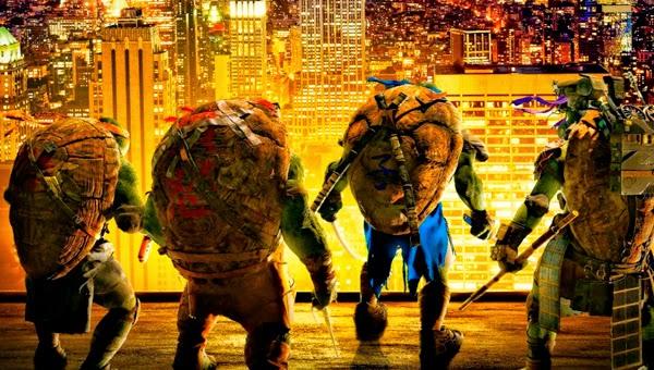 Impresiones nueva película 'Ninja Turtles'