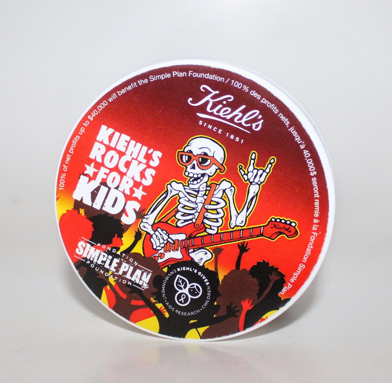 Kiehl's Rocks for Kids Simple Plan Limited Edition Ultra Facial Cream