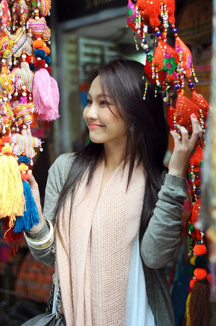 Photo of Beautiful Vietnamese Girls