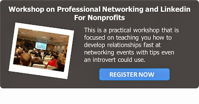 Link to workshop on professional networking and Linkedin