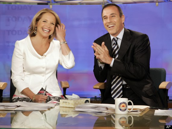 Couric Show | katie couric says new show a chance to